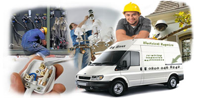 Mansfield electricians